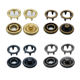 Wholesale Nickel-free and lead-free Metal Prong Snap Button