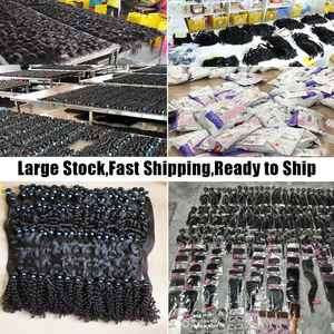 Wholesale Human Hair Bundles With Lace Closure 13x4 13x6 360 Hd Transparent Lace Frontal Vendor Brazilian Vigin Hair Extension