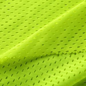 Polyester Super Soft Mesh Lining Fabric Soft Mesh Fabric for Sports Suit