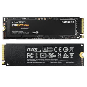 Samsung Ssd M.2 1 Tb 250 Gb 500 Gb 2 Tb 970 Evo Plus Nvme MZ-V7S1T0BW Interne Solid State Drive m2 2280 Mlc Voor Laptop