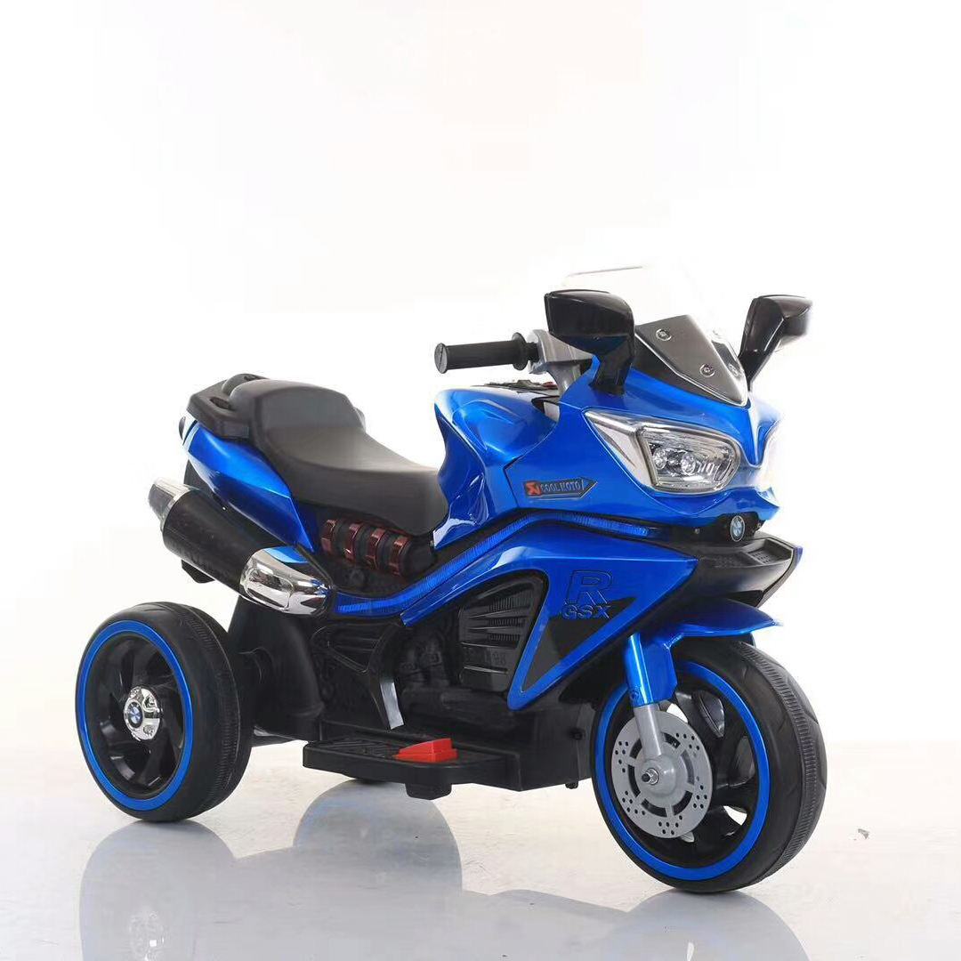 Factory wholesale new model pedal motorcycle bike electric motor kids cars