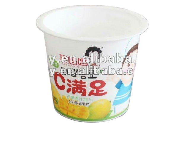ice cream container label,professional manufacturer