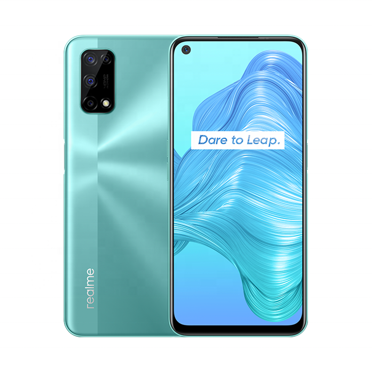 Newest realme V5 Dual-mode 5G MobilePhone 5000mAh 30W FlashCharge 48MP Quad Rear Camera 90Hz Screen Refresh Rate Smartphone
