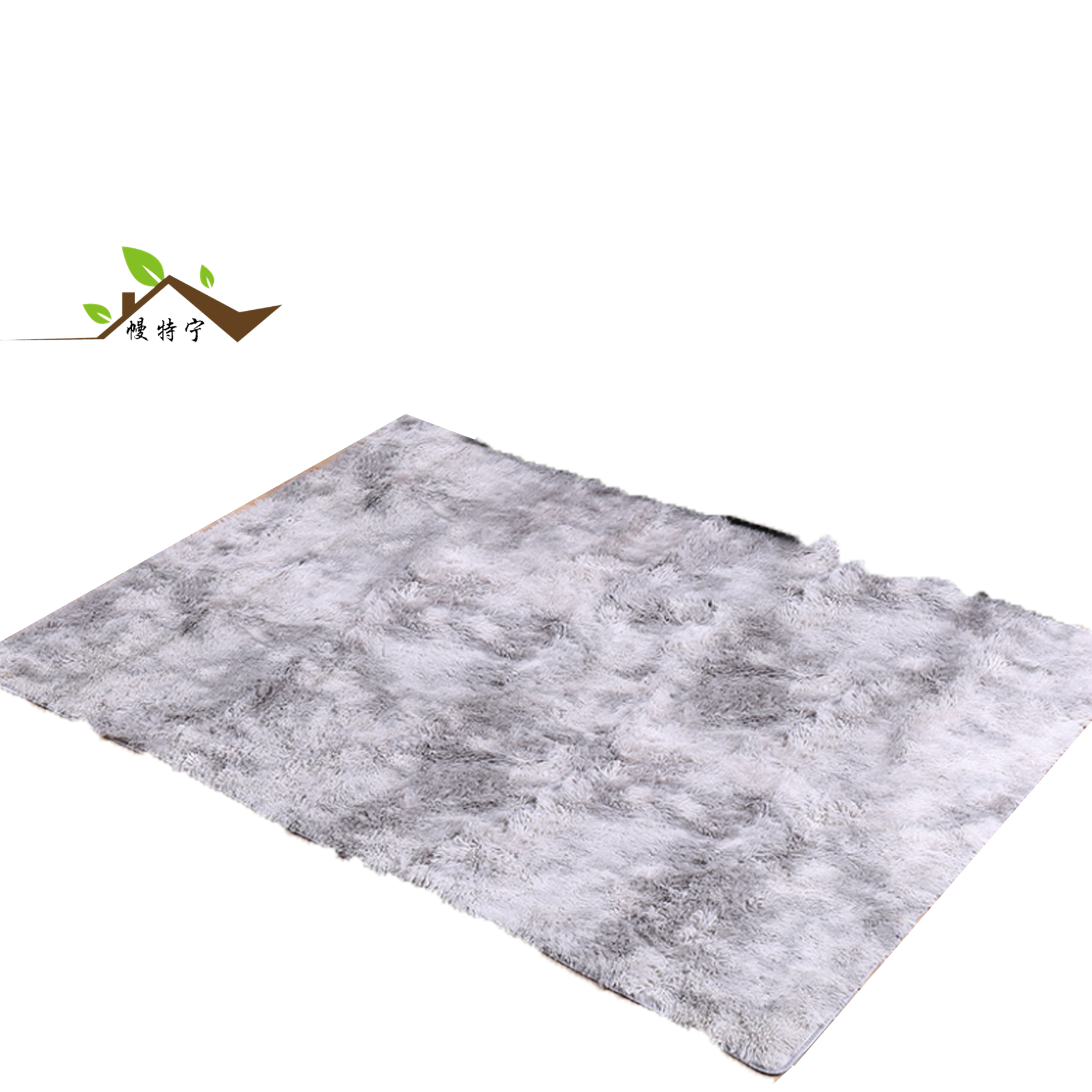 Wholesale Block Geometric Carpet Large Size Living Room Bedroom Tea Table area Rugs In faux sheepskin fur rug carpet
