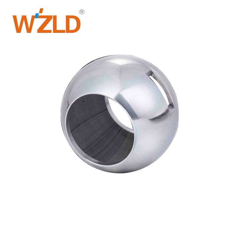 WZLD OEM Manufacturer Customized Ball Components Stainerless Steel Floating Ball Factory Price