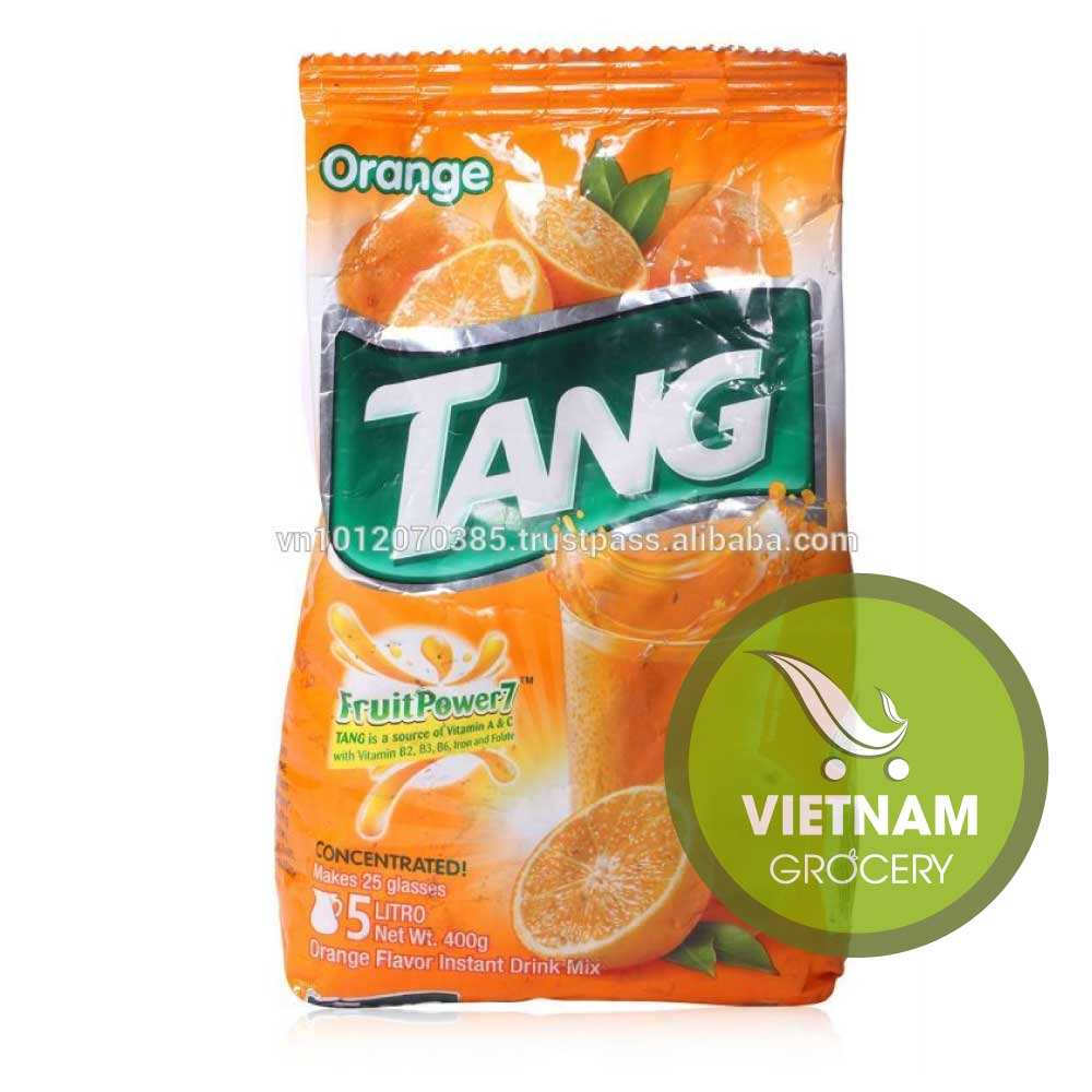 Tang Orange Powdered Drink Mix 450/675Gr FMCG products Good Price