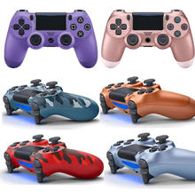 PS4 Controller Wireless Bluetooth Game Controller Six-axis Dualshock 4.0 Joystick for ps4 Controller Sony