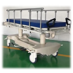 Hydraulic Hospital Bed Stretcher Prices Patient Transfer Stretcher Ambulance Bed