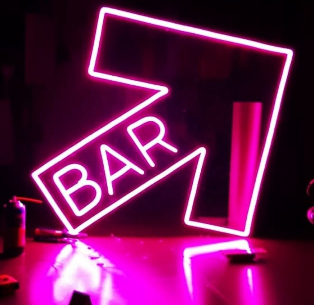 Koncept Indoor/Outdoor Waterproof LED Neon Sign Custom for Bar/Hotel/Street/Wedding Decoration Wall-mounted Custom Neon Sign