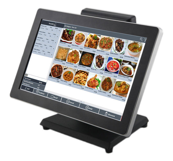 Wide Screen 15.6 Inch Touch Pos Cash Register Android Pos