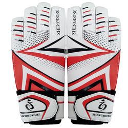 Professional football equipment football goalkeeper gloves male adult game wearable latex goalkeeper gloves