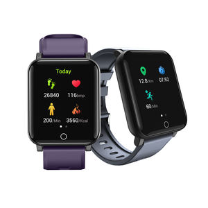 2020 Bluetooth Gps di Ossigeno Nel Sangue di Monitoraggio della Frequenza Cardiaca Activity Tracker Ios Android Sport Intelligente Braccialetto Intelligente Orologio