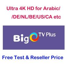 Very Stable IPTV Server with HD Ultra 4K Channels for Europe Netherlands Belgium Germany Spain UK Arabic Sport TV Channels EX YU