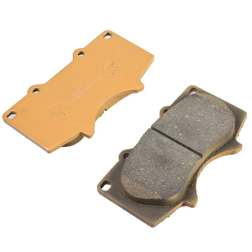 Auto spare parts 04465-0k090 car break pads for Toyota Land Cruiser Hilux brake pad