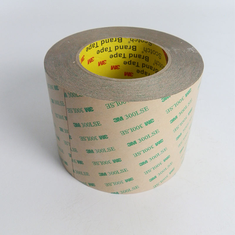 12Inch x60Yards , 3M 9495LE PET Tape With 300Lse Adhesive Hight Bonding Strength To LSE Plastics
