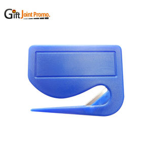 Promotional Colorful Plastic Business Letter Opener