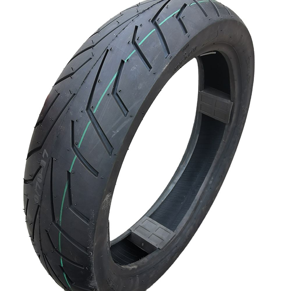 Popular motorcycle tires 130 / 70-17 motorcycle tires high quality Chinese motorcycle tires