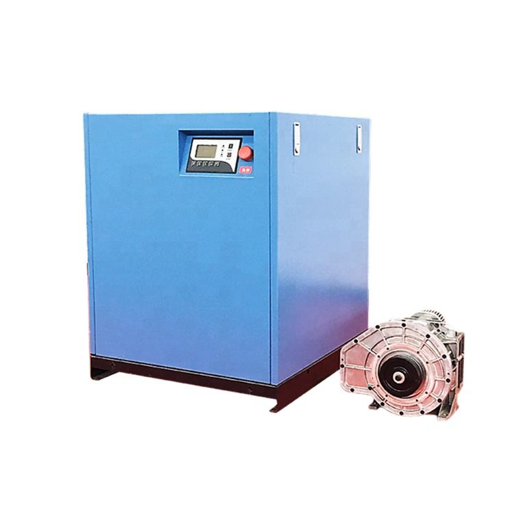 APCOM LOW NOISE AIR-COMPRESSORS 11 KW 15 HP 43 CFM scroll oil free air compressor FOR FOOD