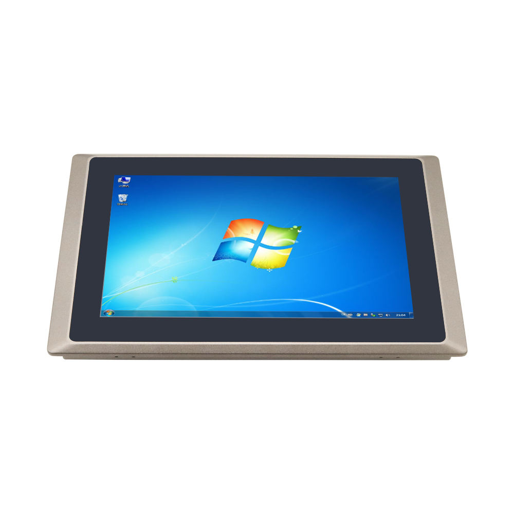 Eglobal todo en uno pc industrial 15 pulgadas <span class=keywords><strong>de</strong></span> pantalla táctil tablet pc intel core i5 4200U con dual lan IP65 impermeable