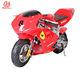 49cc mini motorcycle pocket bike for children