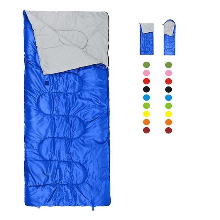 HOMFUL Ultralight Portable Winter Outdoor Adults Compact Single Camping Sleeping Bag