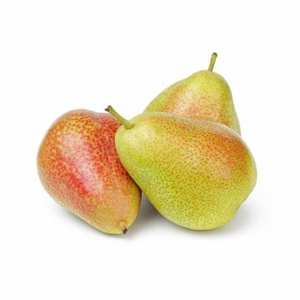 quality fresh red fragrant su pear