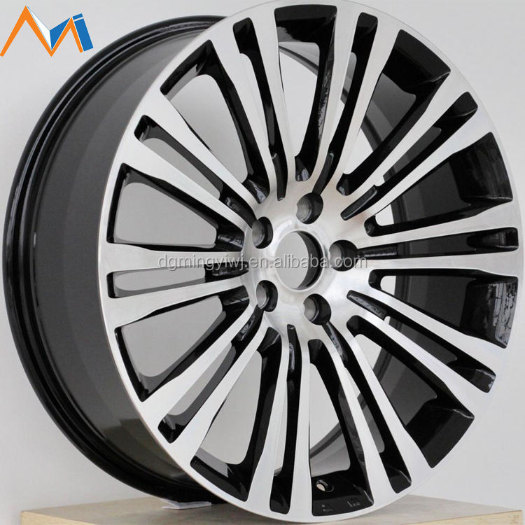 New Design High Quality Car Rims Spare Parts Other Motorcycle Bicycle Alloy Wheels
