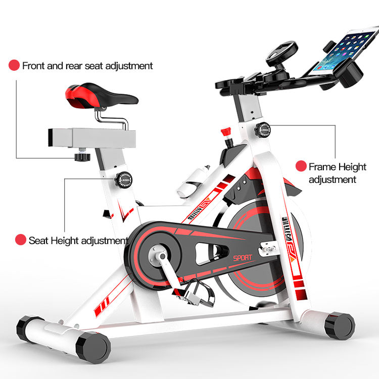 Domestic Use House Gym Fitness Indoor Cycling Exercise Spin Bicycle Spinning Bikes