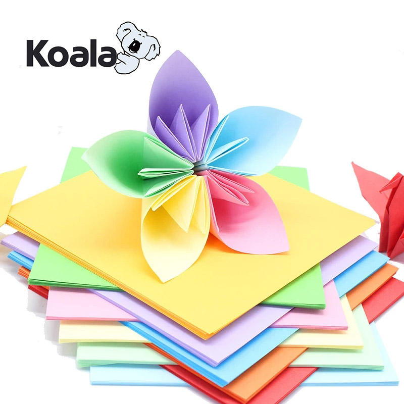 koala 160g laser light color photo copy paper a4 size