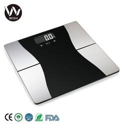 Digital Bathroom Personal Weighing LCD Display Scale Quality Body Fat Scale