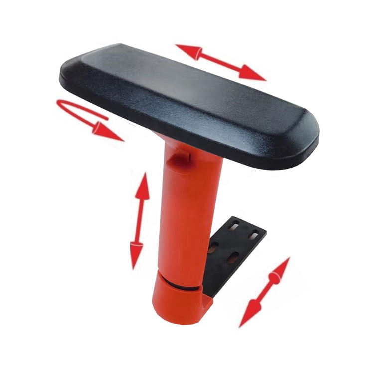 4D/3D armrest replacement comfortable ergonomic chair spare parts 4d gaming chair armrest with PU arm pad