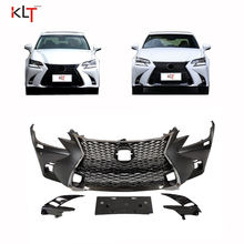 KLT Auto Bumper Grille Fog Cover body kits for LEXUS 2015-2017 GS250 GS350 GS450 F SPORT
