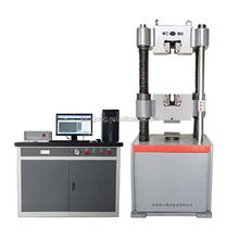 WAW-1000B universal bending testing machine hydraulic tensile testing machine for wire rope sling price