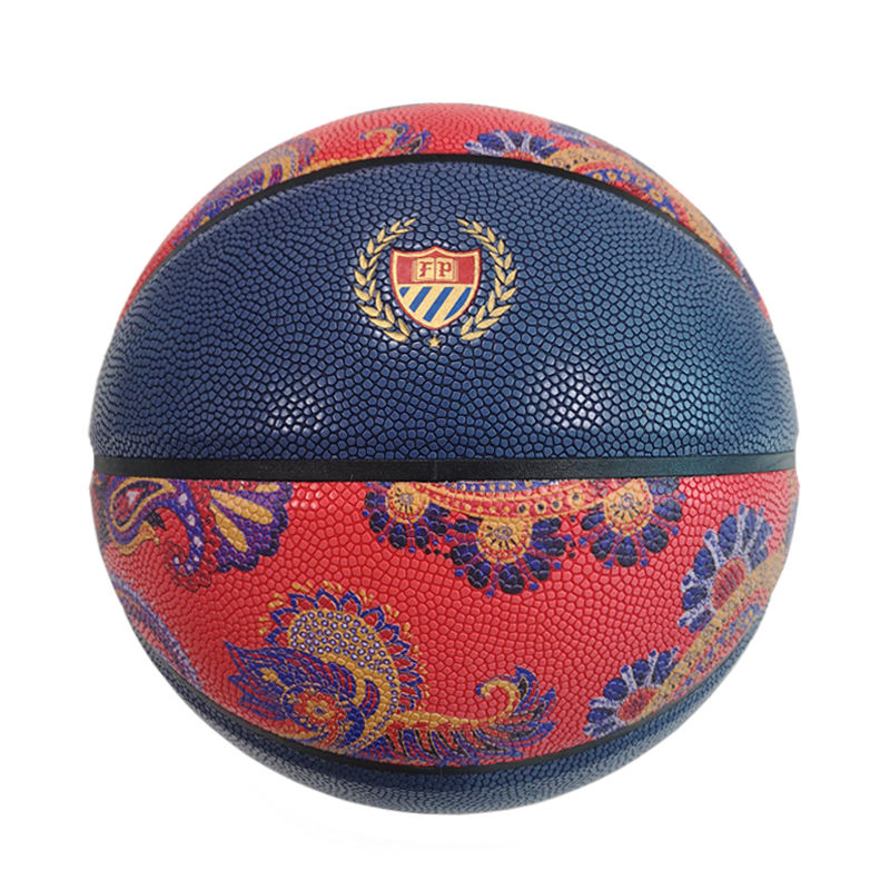 Wholesale Custom Official Size 7 Indoor Outdoor Basketball with Your Logo