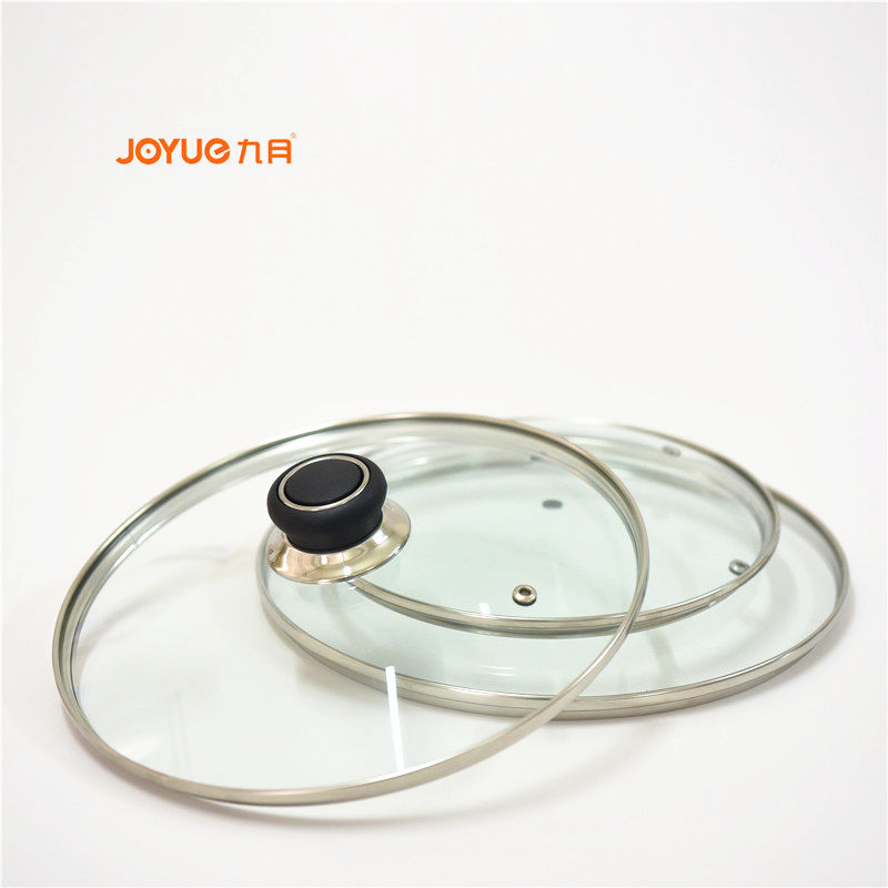Glass Lid Stainless Steel Saucepan Glass Lid For Cookware Pot Glass Lid For Pot