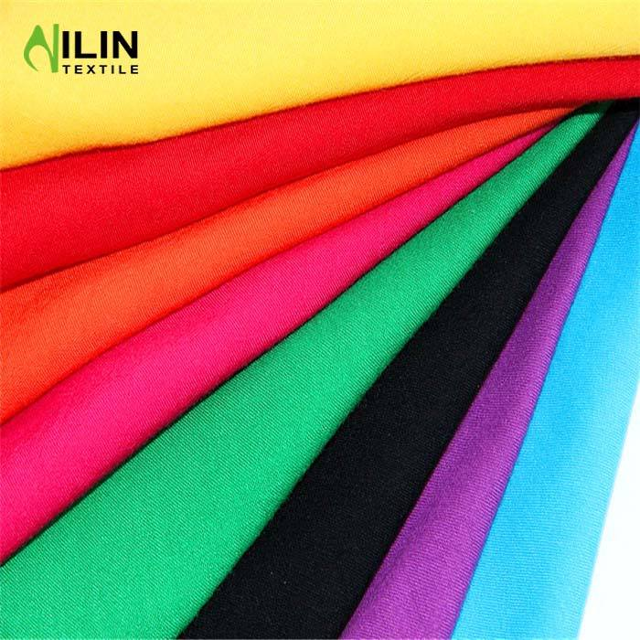 4 way stretch 80 polyamide 20 elastane fabric for swimwear