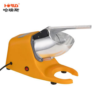 Professional Multi-Functional Commercial Snow Ice Shaver Machine 220V Ice Shaver Manual