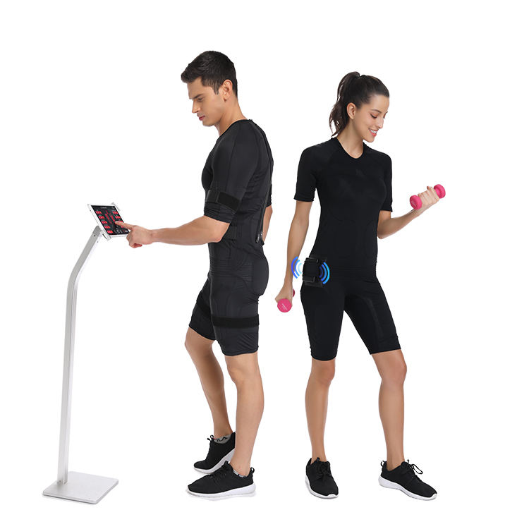2020 Hot! App Controle Draadloze Electro Muscle Stimulation Ems Trainingspak Fitness Apparatuur Gym