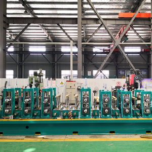 Advanced good quality pipe making machine to make stainless steel welded tube/steel pipe production line /tube production line