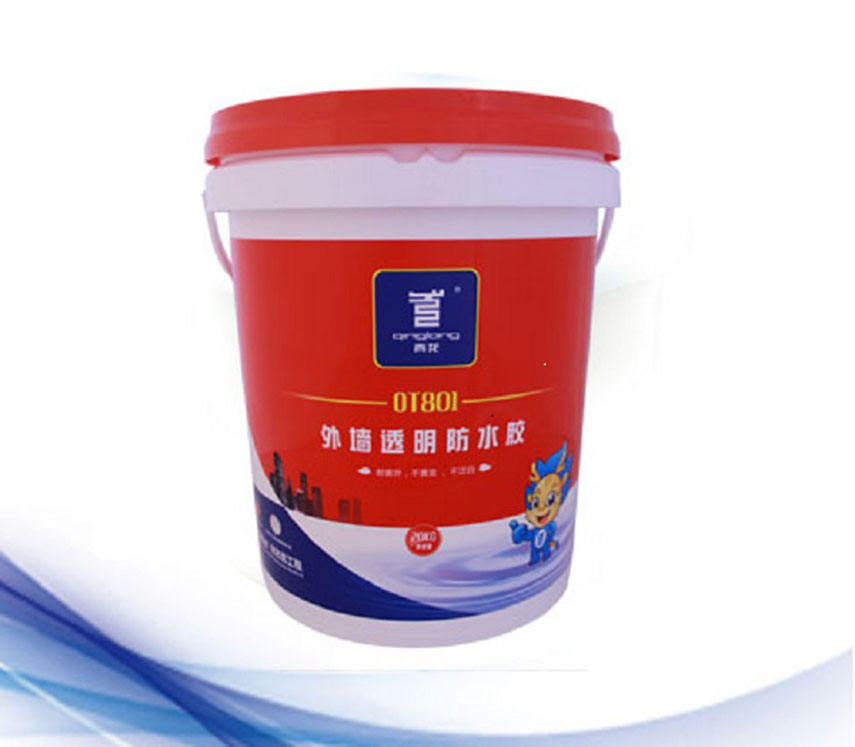 OT801- Exterior Wall Transparent Waterproof Coating