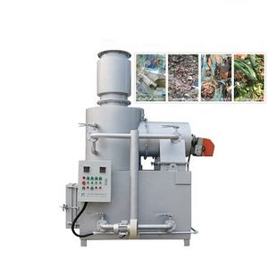 Waste Shredder /Incinerator /Medical Waste Burning Furnace Machine