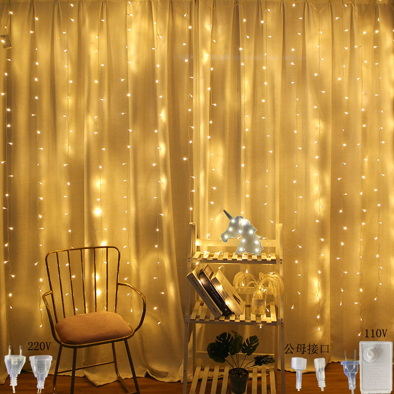 Decoration Curtain For Christmas