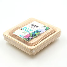 Party/Restaurant/Home/Romantic Disposable Areca Palm Leaf Wooden Bamboo Plate