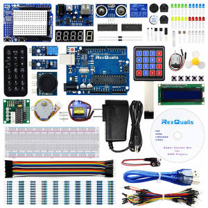 UNO Project Super Starter Kit with Tutorial and UNO R3 Compatible with IDE