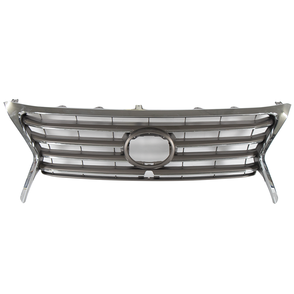 High quality car accessories radiator front bumper grille for LEXUS 2013 LX570