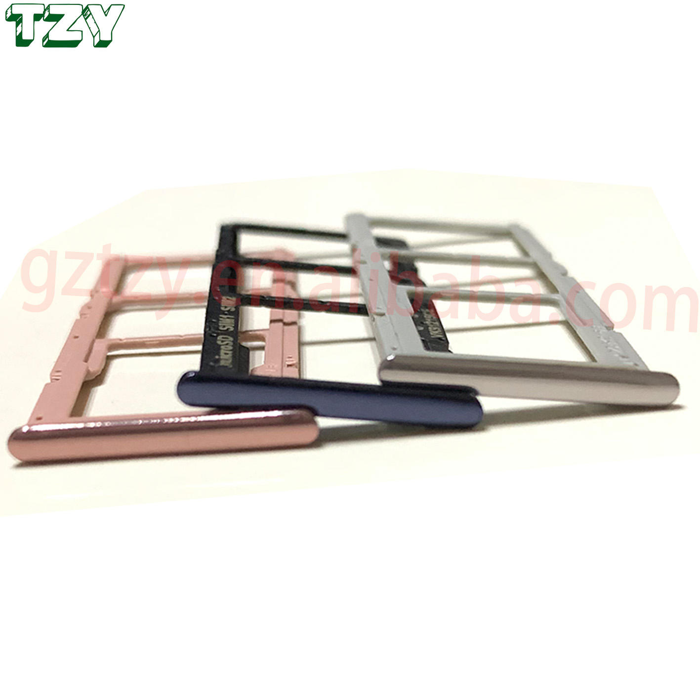 Wholesale SIM Card Tray Frame Holder Replacement Sim Slot for Samsung Galaxy A51 A5 2020 A515 A71 A715