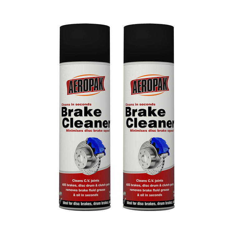 Aeropak Quickly Remove Brake Cleaner Sprayer