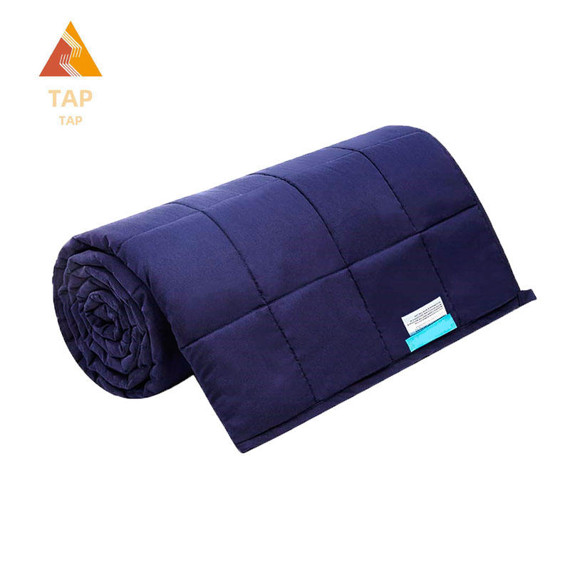 Sensory korean 15 lbs weighted blanket king/twin xl