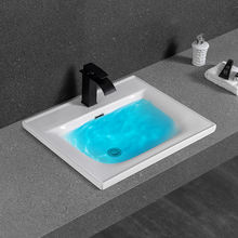 CB30-600 Hot Selling Vitreous China Hand Washbasin Porcelain Washroom Basin Cabinet