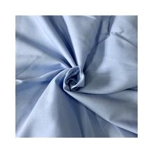 Changxing fabric 100% polyester  material in solid dyed for bedsheet set home textile